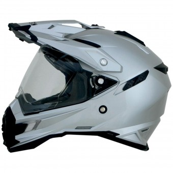 Casque Integral AFX FX-41DS Silver