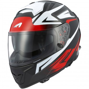 Casque Integral Astone GT 1000F Nash Red