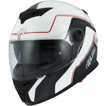 Casque Integral Astone GT 800 Alveo Red White