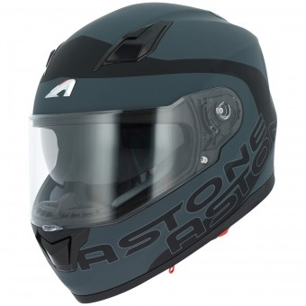 Casque Integral Astone GT 900 Apollo Matt Titanium