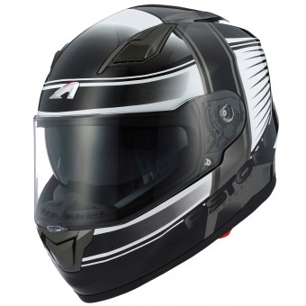 Casque Integral Astone GT 900 Corsa Grey