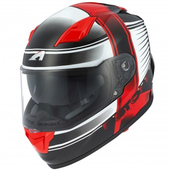 Casque Integral Astone GT 900 Corsa Red