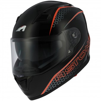 Casque Integral Astone GT 900 Pulse Red