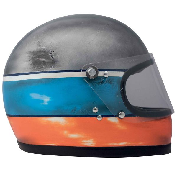 Casque Integral Dmd Handmade Rocket Fly