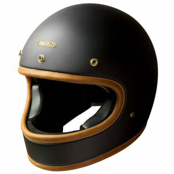 Casque Integral HEDON Heroine Stable Black