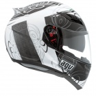 Casque Integral AGV Horizon Absolute Blanc
