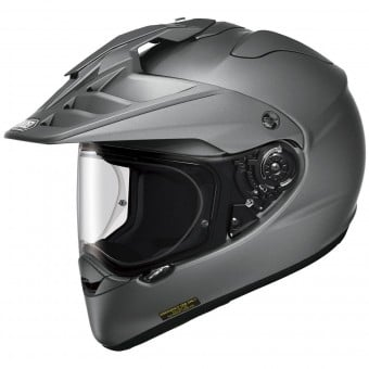 Casque Integral Shoei Hornet ADV Mat Deep Grey