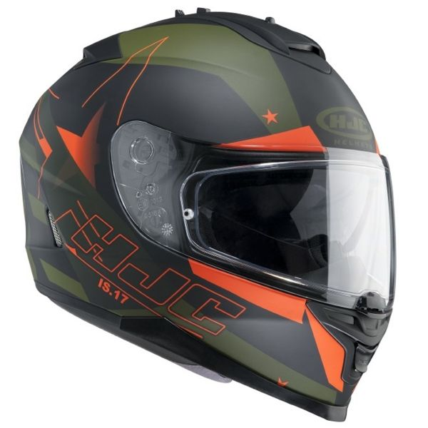 Casque Integral HJC IS17 Armada MC7F