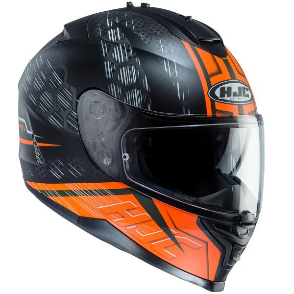 Casque Integral HJC IS17 Enver MC6HSF