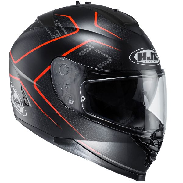 Casque Integral HJC IS17 Lank MC1SF