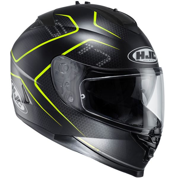 Casque Integral HJC IS17 Lank MC4HSF