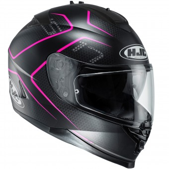 Casque Integral HJC IS17 Lank MC8SF
