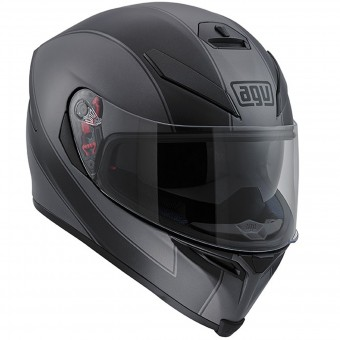 Casque Integral AGV K-5 S Enlace Matt Black Grey