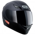 Casque Integral AGV K3 Black Mat