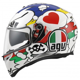 Casque Integral AGV K3 SV Comic