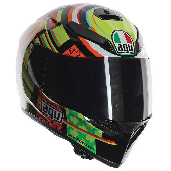 Casque Integral AGV K3 SV Top Elements