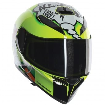 Casque Integral AGV K3 SV Top Misano 2011