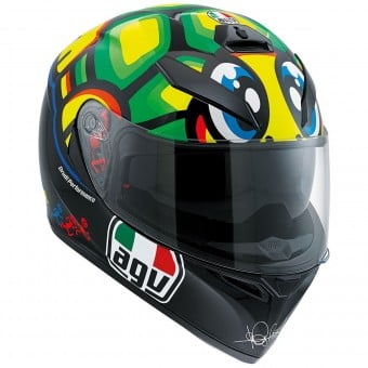 Casque Integral AGV K3 SV Top Tartaruga