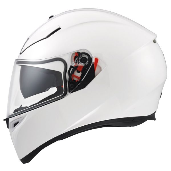 Casque Integral AGV K3 SV White