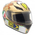 Casque Integral AGV K3 Top The Chicken