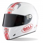Casque Integral Bell M5X Daytona White Red