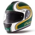 Casque moto Premier Monza MT7 Green