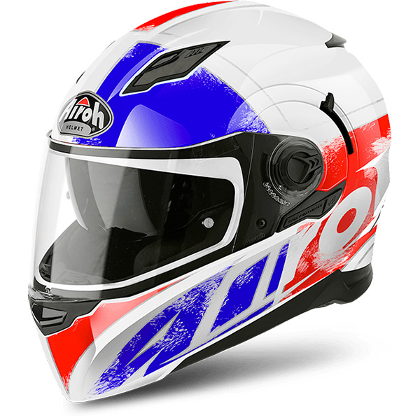 Casque Integral Airoh Movement S Cut Gloss