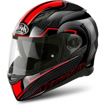 Casque Integral Airoh Movement S Faster Red