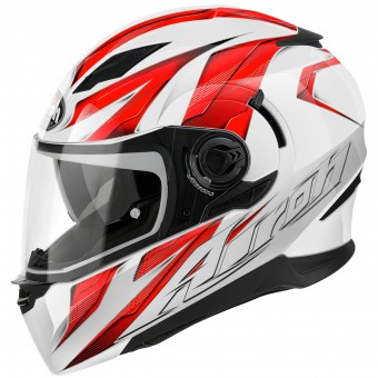 Casque Integral Airoh Movement Strong Red