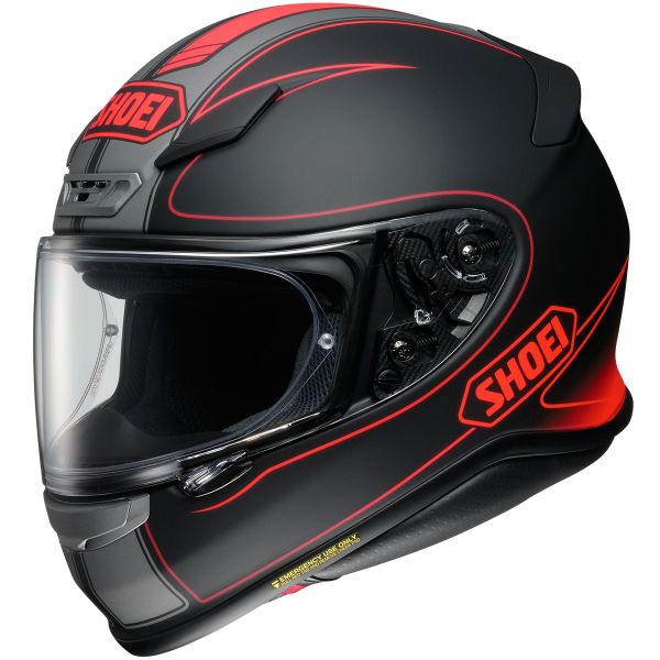 Casque Integral Shoei NXR Flagger TC1