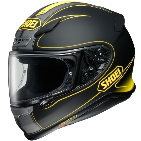Casque Integral Shoei NXR Flagger TC3