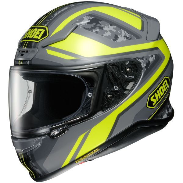 Casque Integral Shoei NXR Parameter TC3