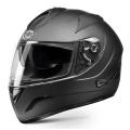 Casque moto Premier Phase Noir Mat