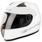 Casque Integral G-MAC Pilot Blanc