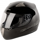 Casque Integral G-MAC Pilot Mono Black