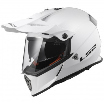 Casque Integral LS2 Pioneer White MX436