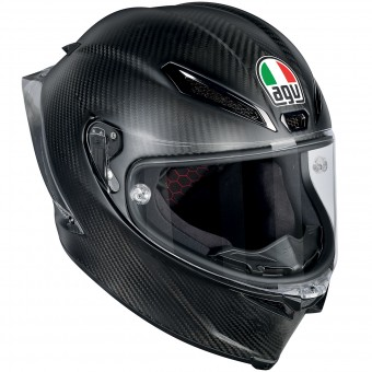 Casque Integral AGV Pista GP R Matt Carbon