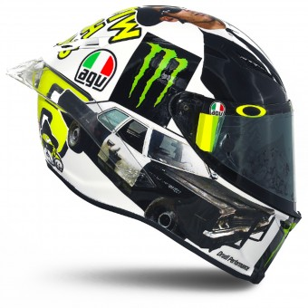 Casque Integral AGV Pista GP R Sweet Home Misano