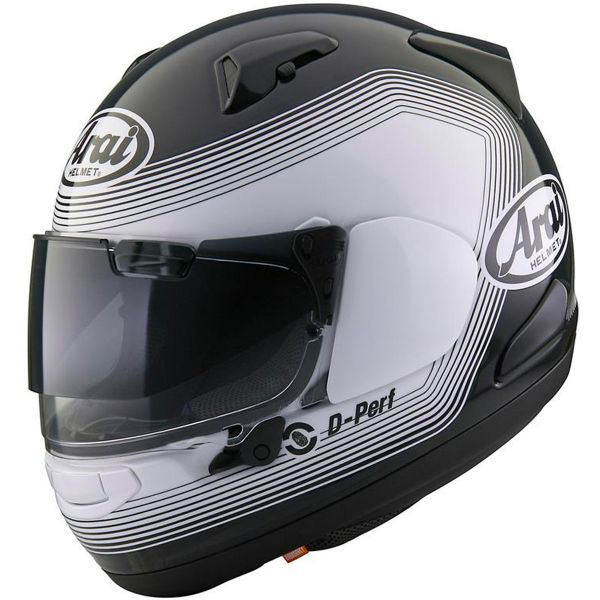 Casque Integral Arai QV-PRO Shade White