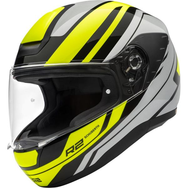 Casque Integral Schuberth R2 Enforcer Yellow