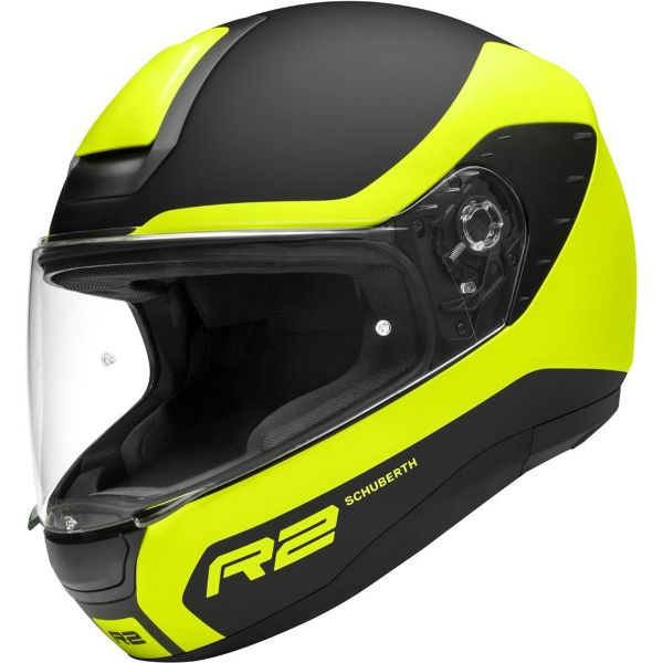 Casque Integral Schuberth R2 Nemesis Yellow