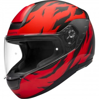 Casque Integral Schuberth R2 Renegade Red