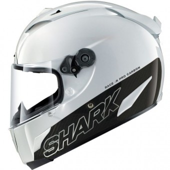 Casque Integral Shark Race-R PRO Carbon Blank WHU