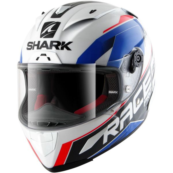 casque shark race r pro sauer wbr au meilleur prix. Black Bedroom Furniture Sets. Home Design Ideas
