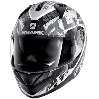 Casque Integral Shark Ridill Kengal WKS