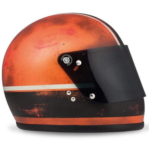 Casque Integral Dmd Rocket Cross