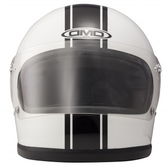 Casque Integral Dmd Rocket Racing Blanc