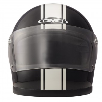 Casque Integral Dmd Rocket Racing Noir