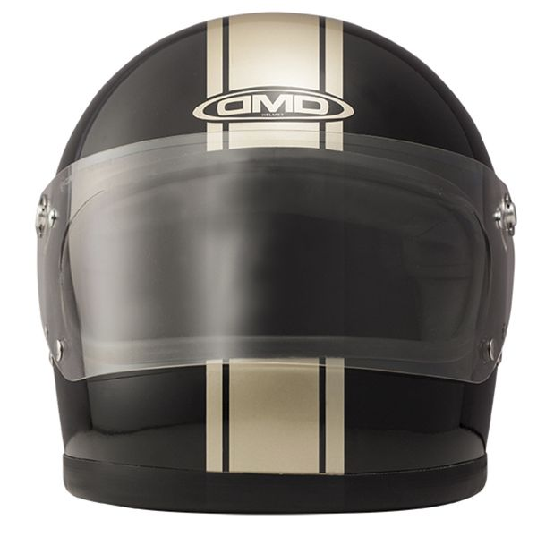 Casque Integral Dmd Rocket Racing Or