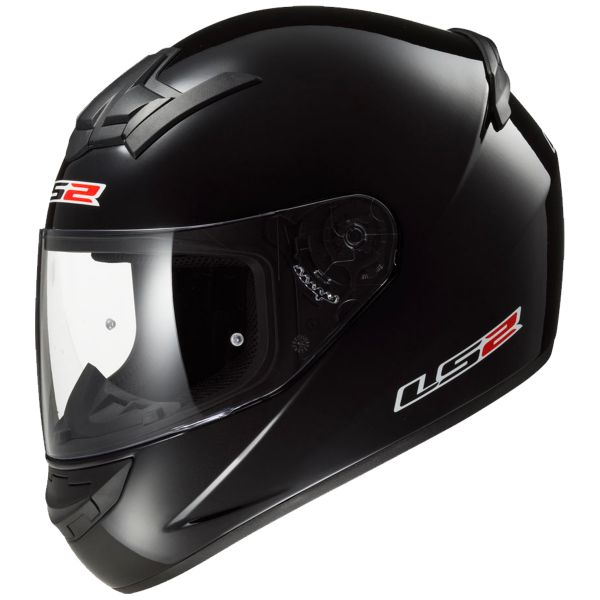 Casque Integral LS2 Rookie Black FF352